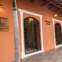 El Almirante, hotel in Granada