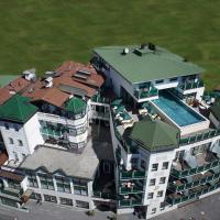 Hotel Jennys Schlössl, hotel in Serfaus