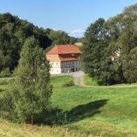 Die Richtermühle, Hotel in Saupsdorf