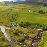 Eyvindartunga farm cottage, hótel á Laugarvatni