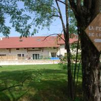 La ferme de Coron, hotel in Belley