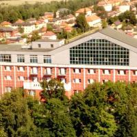 Hotel Spolcentrum, hotel in Jezersko