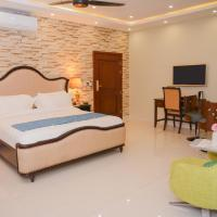 Orchards Cottage Hotel, отель в Карачи
