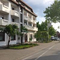 Hotel am Exerzierplatz, hotel em Mannheim