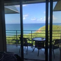 Regatta Point Studio Ocean view