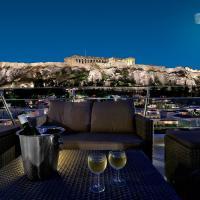 Plaka Hotel, hotell i Athen