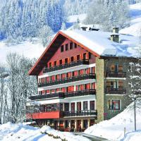 Hôtel Vacances Bleues Les Chalets du Prariand, отель в Межеве