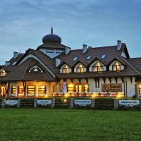 Zajazd Bieszczadzka Ostoja – hotel w mieście Ustrzyki Dolne