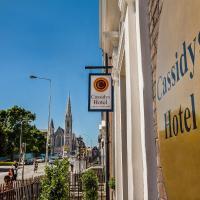 Cassidys Hotel, hotel en Parnell Square, Dublín