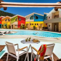Alexandra Golden Boutique Hotel-Adults Only, hotel in Chrysi Ammoudia