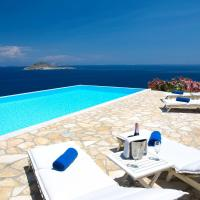 Slow Luxury Patmos Villas Sophia and Tatyana with private pools