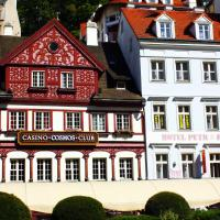 Hotel Petr, hotel a Karlovy Vary