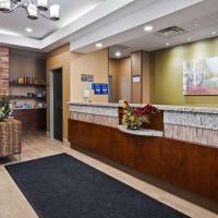 Best Western Plus Fergus Hotel, hotel em Fergus