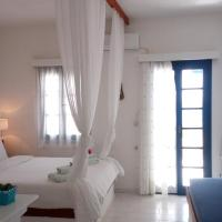 Big Blue, hotell i Myrtos