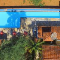 Pousada Rosa dos Ventos, hotel in Delfinópolis