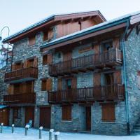 Chalet Renouveau, hotel in Saint-Martin-de-Belleville