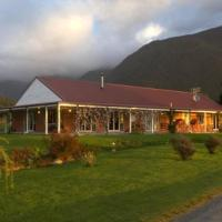 Misty Peaks, hotel in Fox Glacier