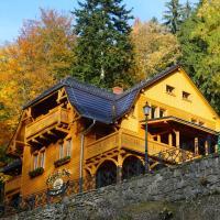 Pensjonat Alpejski Dwór, hotel in Miedzygorze