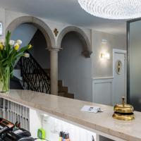 Viesnīca Hotel Guerrini Venēcijā