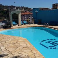 Hotel Casarão, hotel em Serra Negra