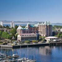 Hotel Grand Pacific, hotel in Victoria