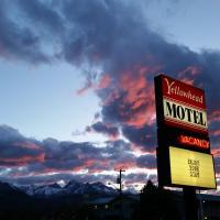 Yellowhead Motel, hotel in Valemount
