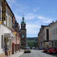 Hotel Zur Sonne, Hotel in Falkenstein