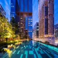 Oakwood Premier AMTD Singapore (SG Clean, Staycation Approved), hotell Singapuris