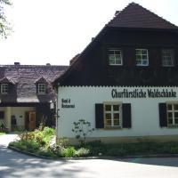 Churfuerstliche Waldschaenke, hotel v destinaci Moritzburg