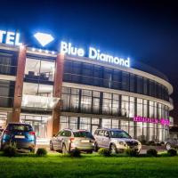 Blue Diamond Hotel Active SPA, hotel near Rzeszów-Jasionka Airport - RZE, Trzebownisko