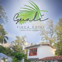 Finca Hotel Guali Santafe, hotel in Santa Fe de Antioquia