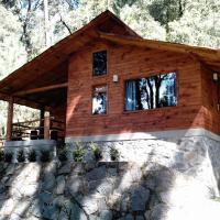 Cabañas Alpinas López Fontes, hotel en Valle de Bravo