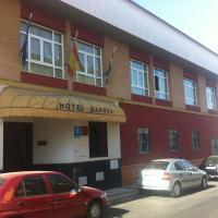 Hotel Sandra, hotel in Alcalá de Guadaira