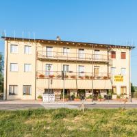 Hotel Cristina, hotell i San Rocco di Piegara