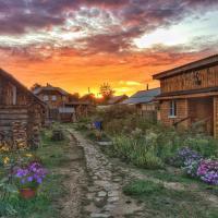 Alexander Beketov's Guesthouse, hotel in Ust'-Barguzin