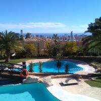Finca Benidorm Golf Bahia, hotel in Cala de Finestrat