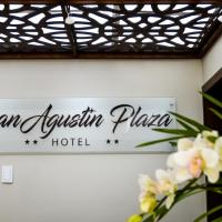 Hotel San Agustin Plaza, hotel em Latacunga