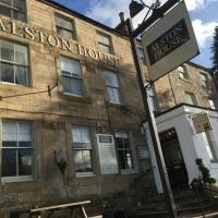 Alston House Hotel, hotel in Alston