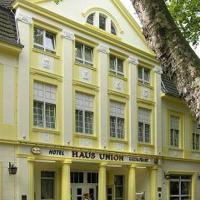 Hotel Haus Union, hotel in Oberhausen