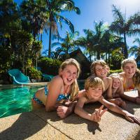 NRMA Darlington Beach Holiday Resort, hotel em Arrawarra
