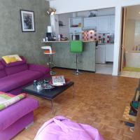 Appartement 2 pieces Le Gallo, hôtel à Boulogne-Billancourt