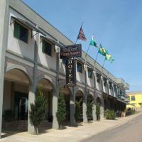 Hotel Conde Alemao, hotel in Jaguariaíva