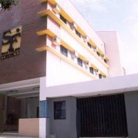 San Felipe Hotel, hotel in Juazeiro do Norte