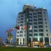Dammam Palace Hotel, hotel in Dammam