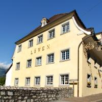 Hotel Gasthof Löwen, hôtel à Vaduz