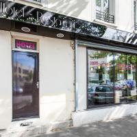 Le Figuier, hotel in Ivry-sur-Seine