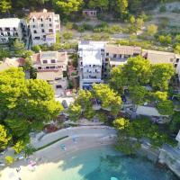 Villa Dalmatia Apartments, hotel in Brela