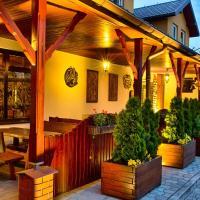 Hotel nad Rabą - Bochnia, hotel in Bochnia