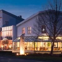 Hotel Seehof Leipzig, отель в городе Цвенкау