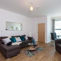 Self-contained town centre contractor apartment Cromwell Rd by Helmswood Serviced Apartments, hotel in Redhill